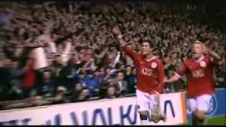 Wayne Rooneys Kontertor gegen die AS Roma