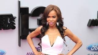 Michelle Williams, Kevin Frazier And Erica Hubbard At BET Awards 2013 Red Carpet