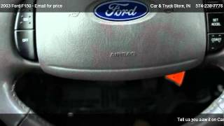 2003 Ford F150 XLT - for sale in Elkhart, IN 46514