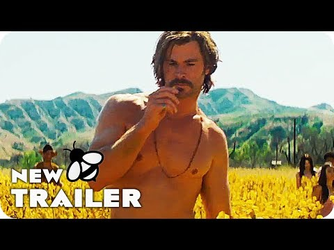 Bad Times at the El Royale Trailer (2018) Chris Hemsworth Movie