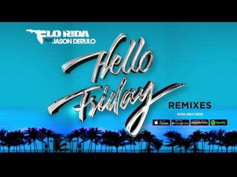 Flo Rida - Hello Friday [AVNU Remix]