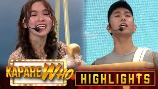 Video Jacque and Nikko exchange jokes about monay and pandesal | It's Showtime KapareWho MP3, 3GP, MP4, WEBM, AVI, FLV Agustus 2019