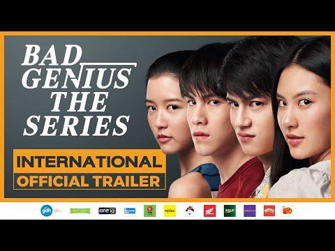 BAD GENIUS THE SERIES | Official International Trailer | GDH