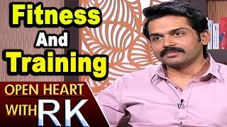 Video Actor Karthi About His Fitness And Training | Open Heart With RK | ABN Telugu MP3, 3GP, MP4, WEBM, AVI, FLV April 2019