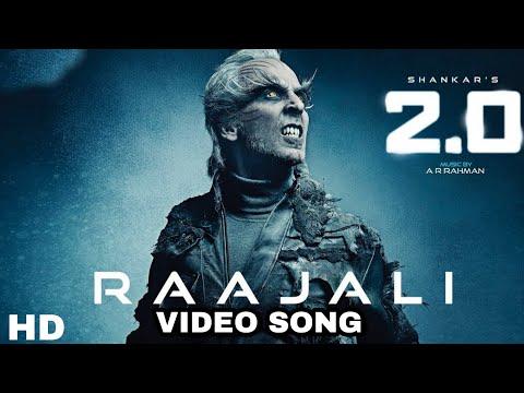 Rakshasi Video song, Akshay kumar, Rajnikant, Robot 2.0 Video Songs out soon,Raajali