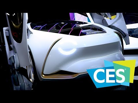 Best of CES 2018 in 90 Seconds | Top Tech & Highlights of the Show! (видео)