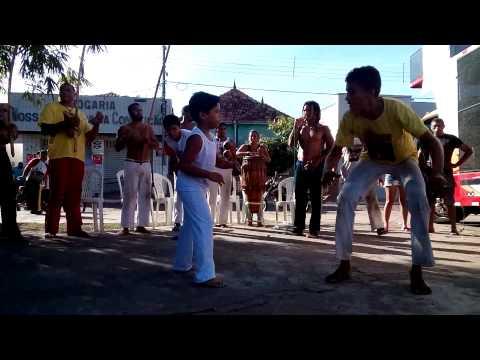24 horas de capoeira em barras Piauí
