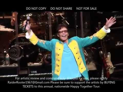Mark Lindsay Happy Together Tour 2016 Atlanta .mpg