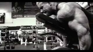 Bodybuilding Motivation - Jay Cutler Arms Workout