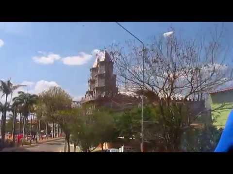 Castelo em São José do Belmonte - PE