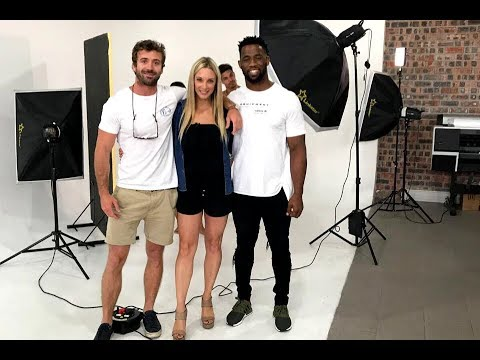 Siya Kolisi launches a new underwear brand Frankees