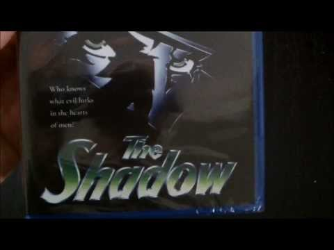 The Shadow (1994) Collector's Edition | Blu-ray | Box Art & Specs