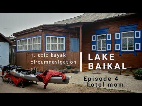"Kayaking Expedition Siberia: Episode 4  – ""Hotel mom"""