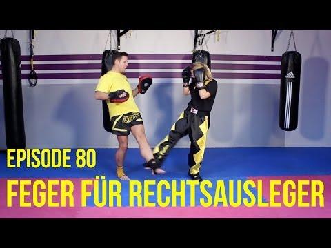 Kickbox Training #80 - Feger für Rechtsausleger / Kickboxen lernen / Boxen / Köln / Bonn / Fitness
