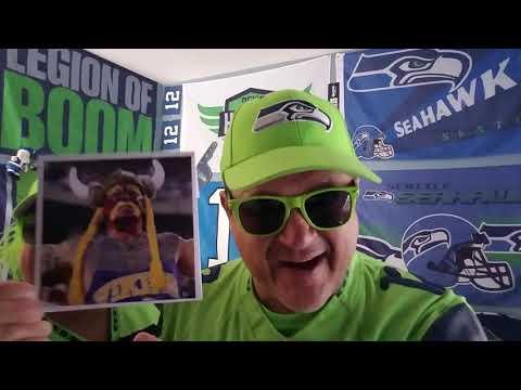 Dew Hawk Hype Video Seattle Seahawks vs Vikings 12/2/19