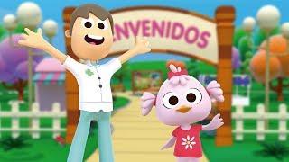 Suscríbete ▻ http://bit.ly/SuscribeteElReinoInfantil Descarga la aplicación de Las Canciones del Zoo...