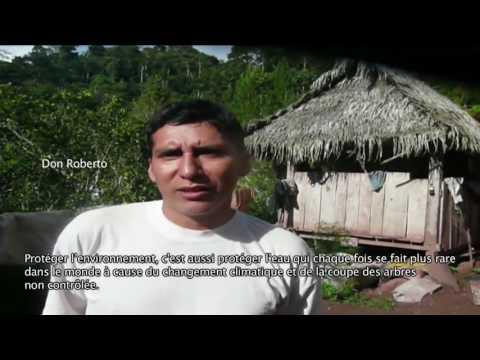 Envol Vert : 5 ans d'actions de terrain (FR/SPA)
