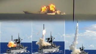 Video BEGINI RUDAL YAKHONT TNI AL HANCURKAN KAPAL MUSUH - AJ #9 MP3, 3GP, MP4, WEBM, AVI, FLV Februari 2018