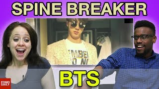 "Download Video BTS ""Spine Breaker"" • Fomo Daily Reacts MP3 3GP MP4"