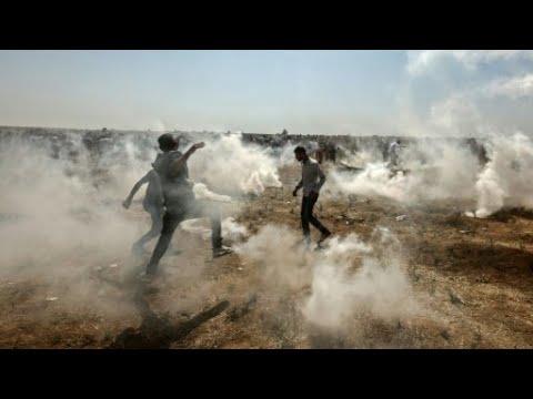 العرب اليوم - شاهد: الأمم المتحدة تدين إسرائيل بشأن موجة العنف في قطاع غزة