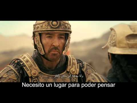 Dragon Blade (2015) Official Trailer Subtitulado