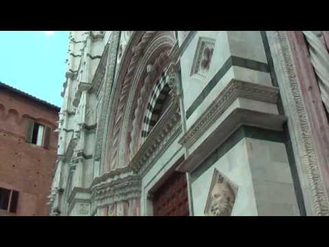 Impression Siena Tuscany Italy Impresión Siena impression Sienne Eindruck Siena 印象锡耶纳 印象シエナ