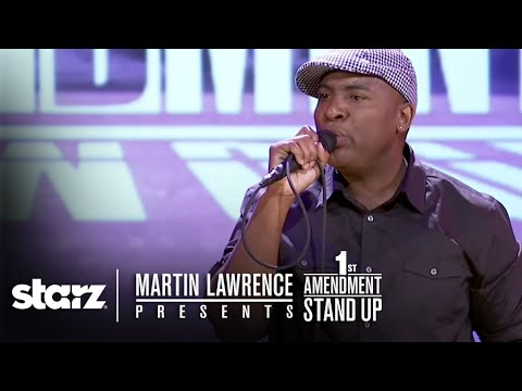 1st Amendment Stand Up - Drew Fraser