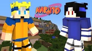 Video Naruto- Ninja Academy!?! (Minecraft Roleplay) #1 MP3, 3GP, MP4, WEBM, AVI, FLV Juli 2018