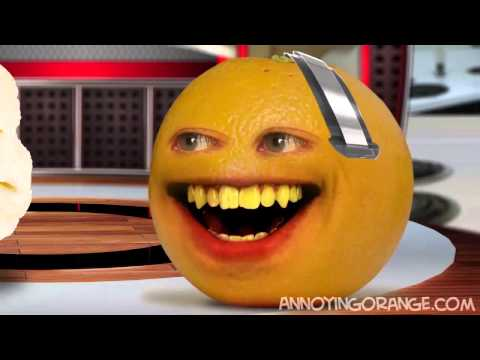 ninjago hry - Annoying Orange - The Hungry Games V dnešním díle se pomeranč připlete do drsné soutěže, která může mít pouze jednoho vítěze. Ale nebyl by to pomeranč, kdyby...