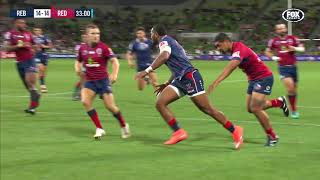 Rebels vs Reds Rd.2 2018 Super Rugby Video Highlights