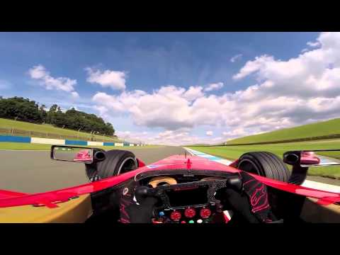 formula - This time, Lucas di Grassi uses a GoPro camera attached to the visor in a FULL ELECTRIC Formula Car. It is the first time ever it is done. Enjoy. Note: above...