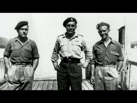 Popski's Private Army in Austria (May 8th 1945)