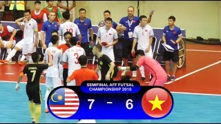 Video Highlights Malaysia Vs Vietnam (7-6) Semifinal AFF Championship 2018 MP3, 3GP, MP4, WEBM, AVI, FLV November 2018