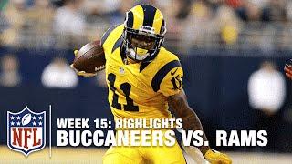 Buccaneers vs. Rams | Week 15 Highlights | NFL