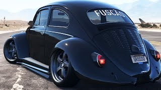 FUSCÃO PRETO MITO DOS RACHAS! - Need for Speed Payback