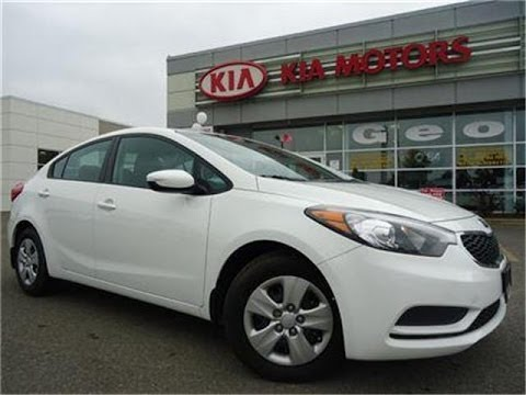 2014 Kia Rio SX Hatchback | Video Tour | Georgetown Kia