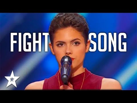 "Rachel Platten  ""Fight Song"" Cover"
