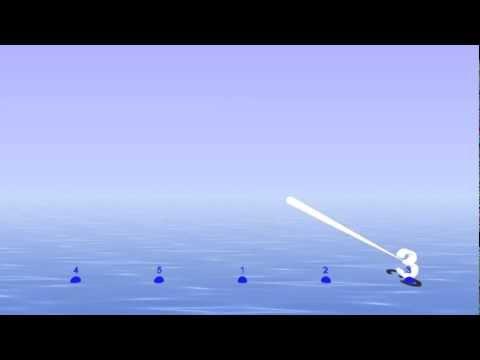 5/4 - Bounce Metronome - as baton bouncing in conducting patterns