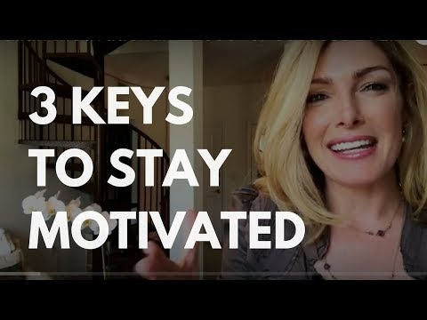 3 Keys to Stay Motivated | Christian Motivational Videos for Success in Life