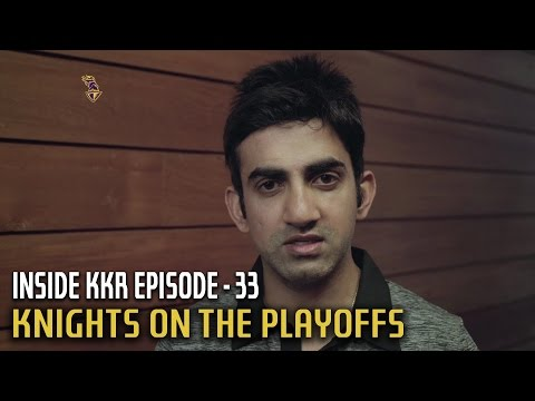 Knights On The Playoffs | Inside KKR - Episode 33 | VIVO IPL 2016