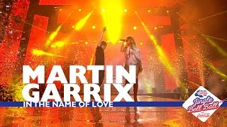 Martin Garrix ft. Bebe Rexha - 'In The Name Of Love' (Live At Capital's Jingle Bell Ball 2016) Video