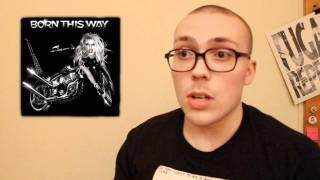 Lady Gaga- Born This Way ALBUM REVIEW
