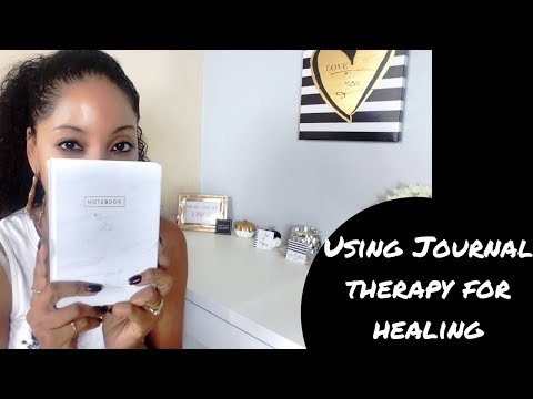 How Journaling Can Be Theraputic: My Recovery Journal