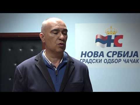 ГрО НОВЕ СРБИЈЕ ПОЧЕО СА ПРИKУПЉАЊЕМ ПОТПИСА ПОДРШKЕ ЗА ЛОKЛАНУ И ПОСЛАНИЧКУ ЛИСТУ