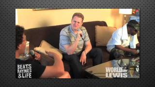 Michael Rapaport & Phife Dawg Interview [FULL LENGTH] (July 2011)