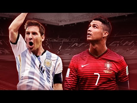 cristiano ronaldo vs lionel messi - battle for best goals