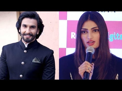 Athiya Shetty: I Am A Big Fan Of Ranveer Singh