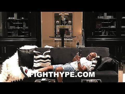 (WOW!) MAYWEATHER'S INSANE