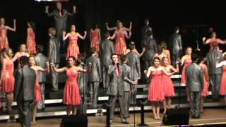 West Branch (IA) United States  city photo : WEST BRANCH IOWA HIGH SCHOOL SHOW CHOIR COMPETITION JANUARY 18 2014