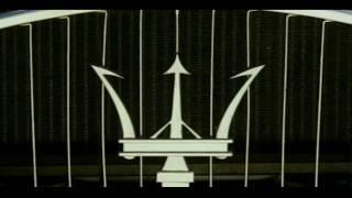 Maserati History - Symbol of the Company